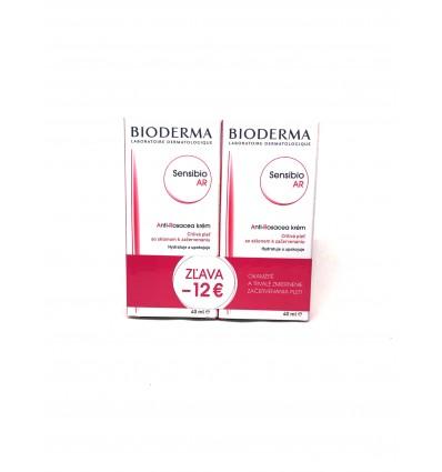Bioderma Sensibio AR krém 40ml + Sensibio AR krém 40ml