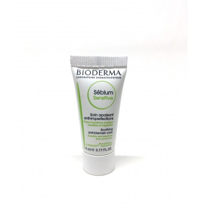 Bioderma SÉBIUM Sensitive - vzorka 5ml
