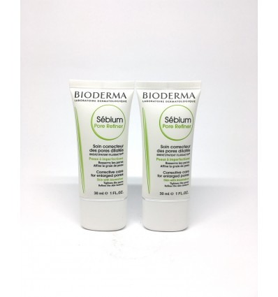 Akciový balíček Bioderma obsahujúci SÉBIUM PORE REFINER sérum 30ml + SÉBIUM PORE REFINER sérum 30ml