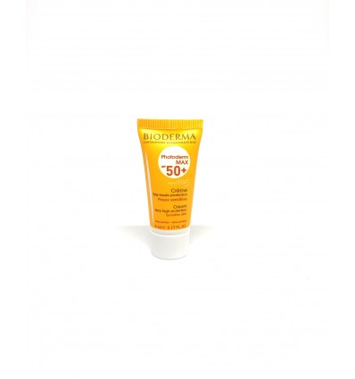Bioderma PHOTODERM MAX SPF50+ krém 40ml - vzorka 5ml