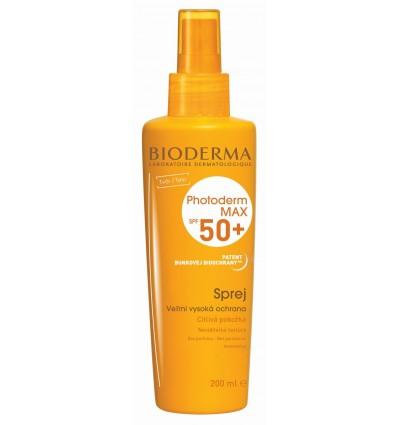 Bioderma PHOTODERM MAX SPF50+ sprej 200ml